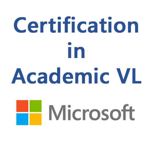 Certification in Academic VL