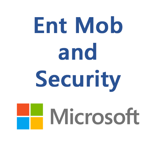 Ent Mob and Security