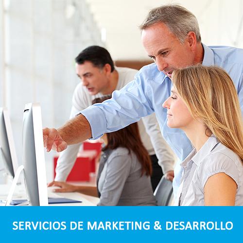 Servicios Marketing & Desarrollo
