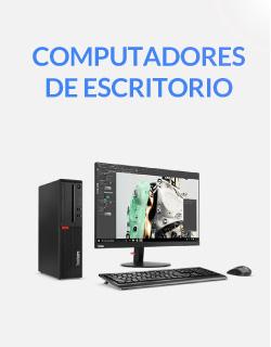 PCs de Escritorio (Desktops)