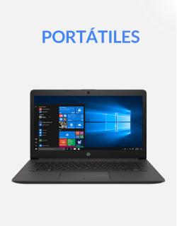 Portátiles (Laptops)