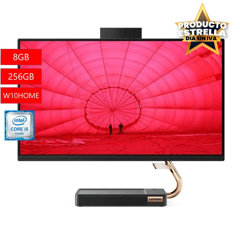 LENOVO PC IDEACENTRE A540 AMD RYZEN 5 8GB 1TB WIN 10 HOME - F0EM0029LD - DIA SIN IVA Día sin IVA